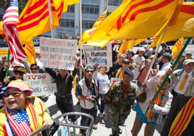 vietnamese-protest