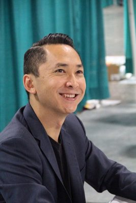 Viet Thanh Nguyen, 2015 Library of Congress National Book Festival, September 5, 2015, Washington, DC (Photo: Fourandsixty)
