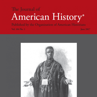 The Journal of American History, Vol. 104 No. 1, June 2017