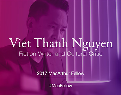 Viet Nguyen Awarded MacArthur Fellowship