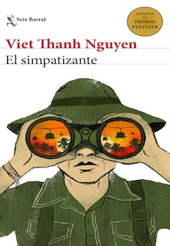 The Sympathizer by Viet Thanh Nguyen, Spanish cover