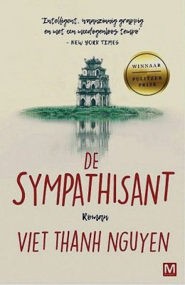 The Sympathizer by Viet Thanh Nguyen, Dutch Cover