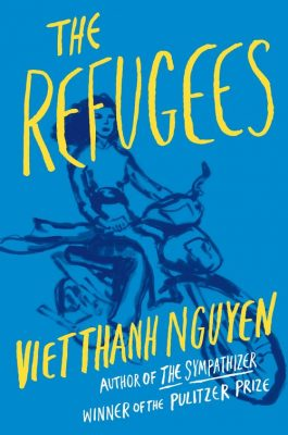 US Cover of The Refugeesby Viet Thanh Nguyen