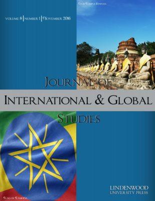 Journal of International and Global Studies Volume 8, Number 1, November 2016