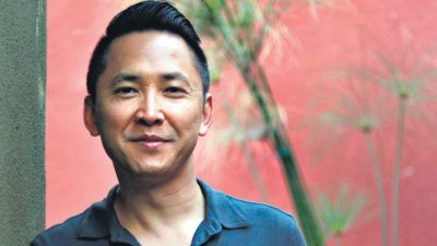 Viet Thanh Nguyen, author of The Sympathizer