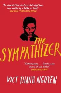 The Sympathizer by Viet Thanh Nguyen, English cover