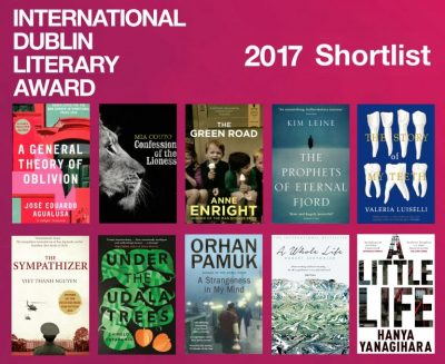 The Sympathizer by Viet Thanh Nguyen, shortlisted for the 2017 International Dublin Literary Award