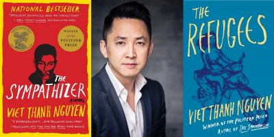 Viet Thanh Nguyen, author of The Sympathizer and The Refugees