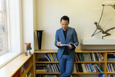 Viet Thanh Nguyen, 2017 MacArthur Fellow, University of Southern California, Los Angeles, CA, September 23, 2017