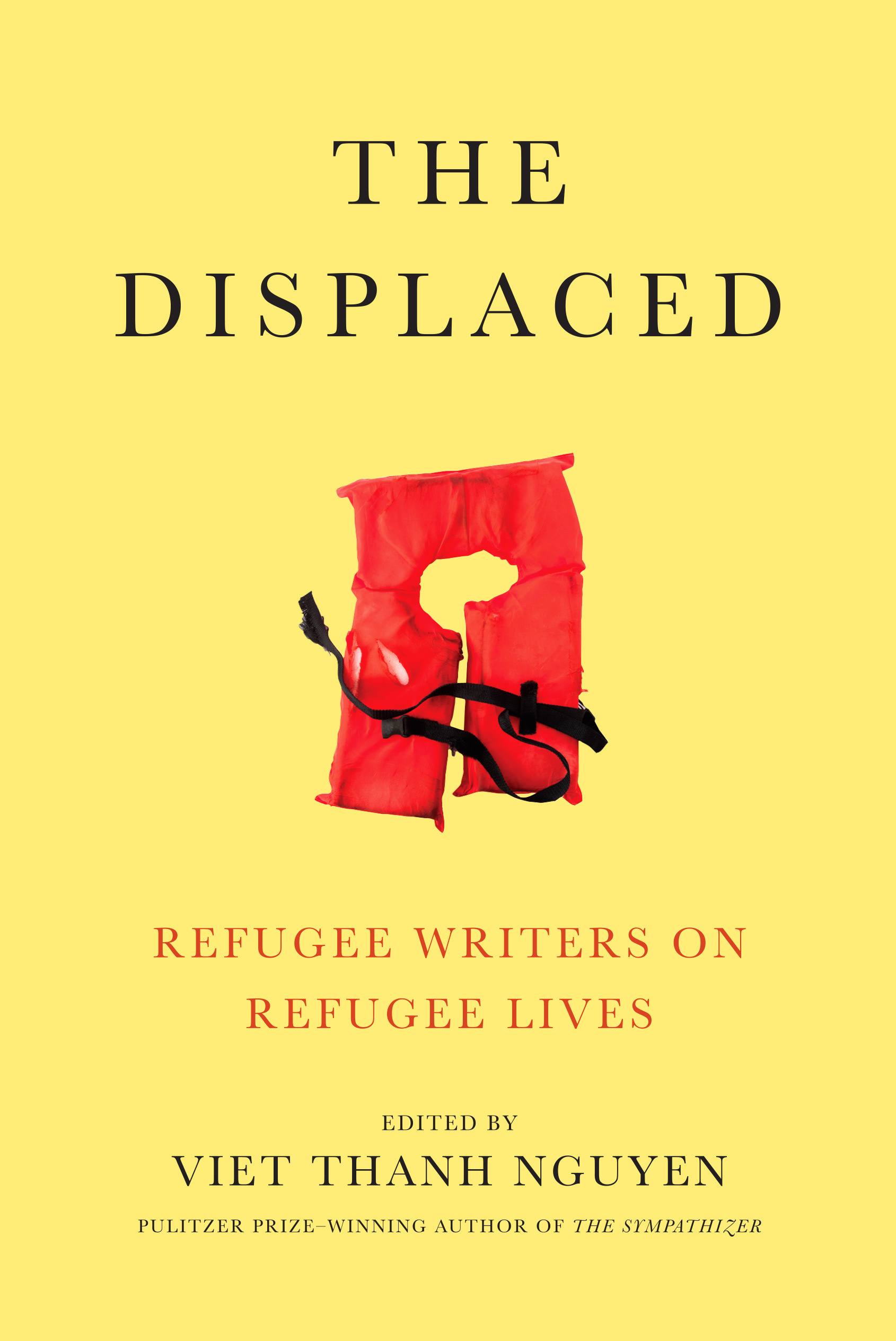 The Displaced book cover