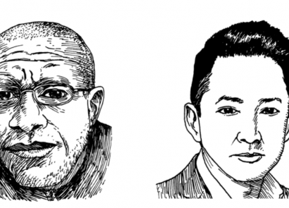 Paul Beatty In Conversation with Viet Thanh Nguyen