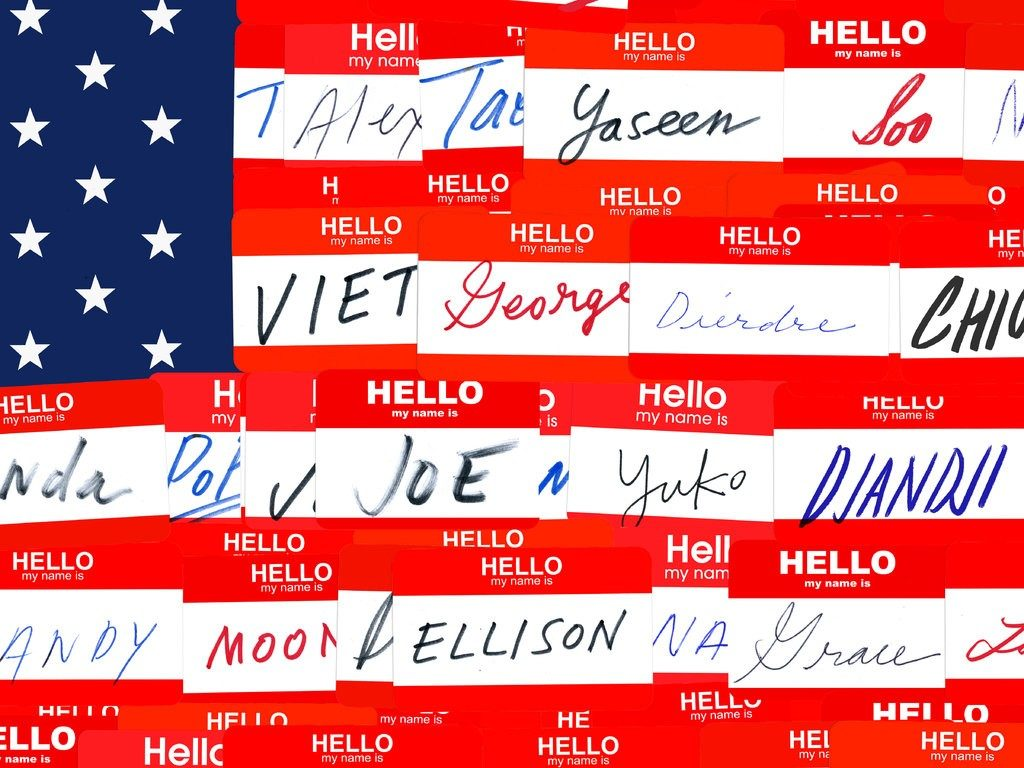 America, Say My Name - Viet Thanh Nguyen