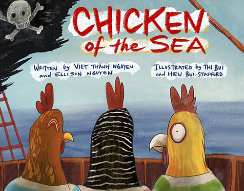 Chicken of the Sea cover