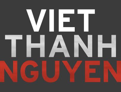 Viet Thanh Nguyen logo