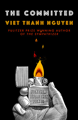 The Committed by Viet Thanh Nguyen UK cover